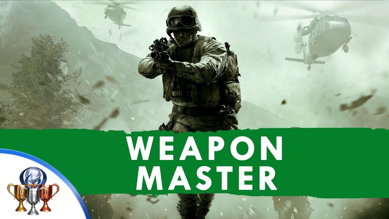 Call of Duty: Modern Warfare Remastered - Trophy Guide & Roadmap