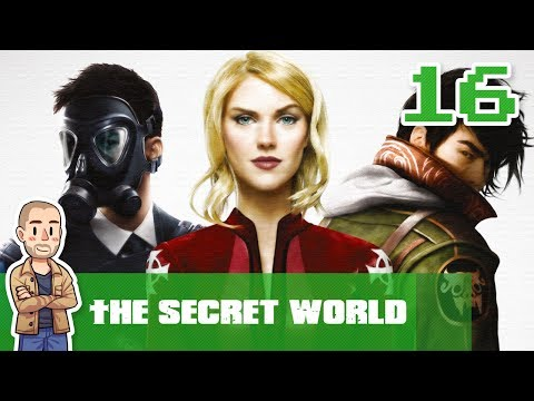The Secret World Gameplay Part 16 - Into Darkness - TSW Let's Play Series