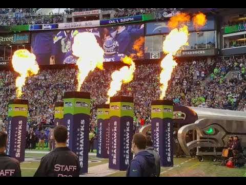Seahawks vs Colts SNF - An Ultimate Fan Experience.