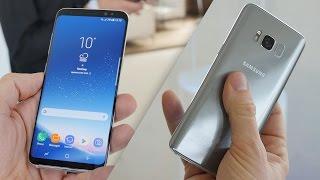 Samsung Galaxy S8 im ersten Test: Hammer-Display und nahezu randlos | CHIP