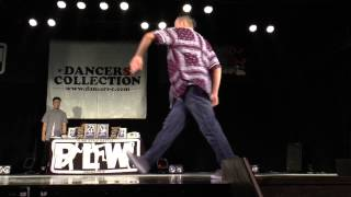 ATZO vs RYOSUKE FINAL POP / PL-1G.P JAPAN FINAL 2015 DANCE BATTLE