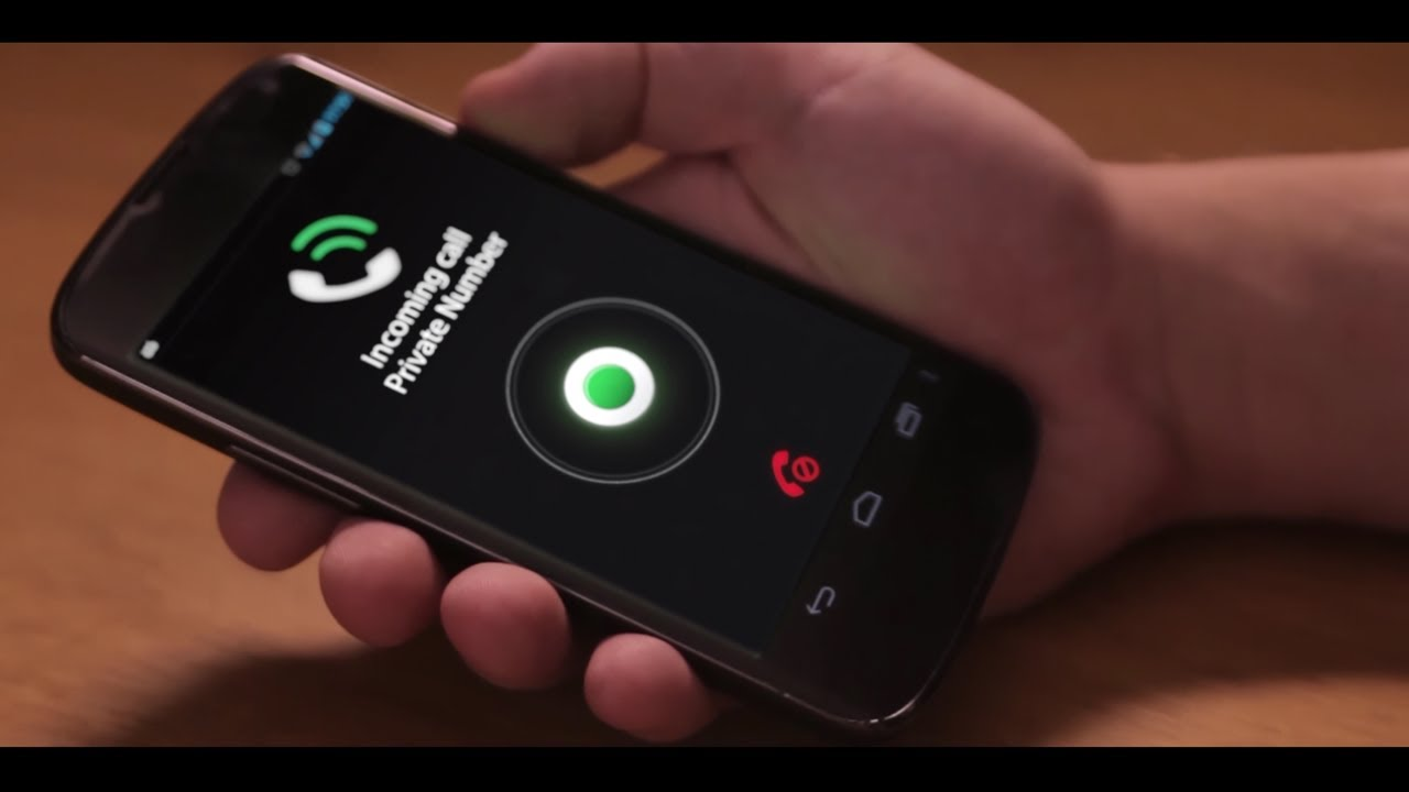 No Caller Id Iphone