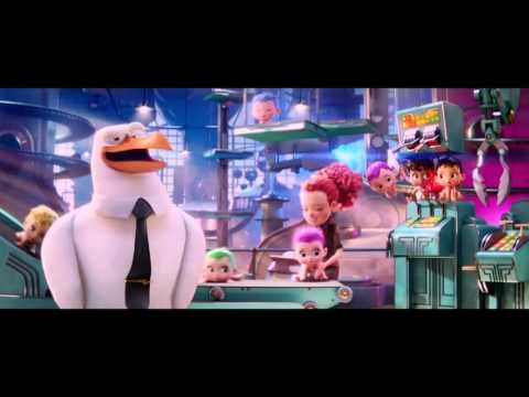 Cigüeñas - Teaser trailer español (HD)