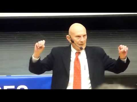 Ken Mattingly Space Lecture at Pontefract, UK - Apollo 13 Apollo 16 ...