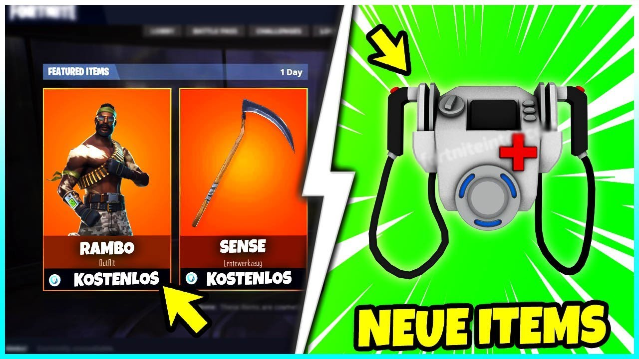 Fortnite Items Kaufen