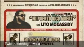 Mi Venezuela Muere - Reke & Rotwaila ft. Lito MC Cassidy (Prod. Noodles Productions)