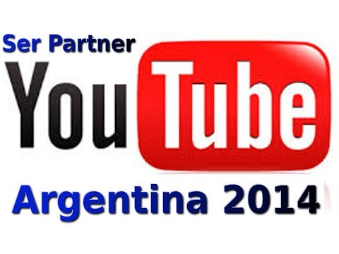Ser Partner en Youtube - Argentina 2014 // PBK