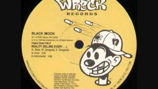 Black Moon - Reality Instrumental