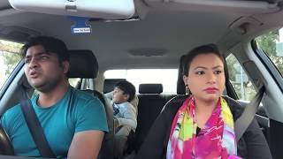 Dukhi Aatma | Punjabi Funny Video | Latest Sammy Naz | Husband Wife Vines