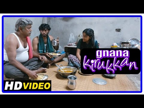Gnana Kirukkan Tamil Movie | Scenes | Police Warns Thambi Ramaiah | Jega | Archana Kavi