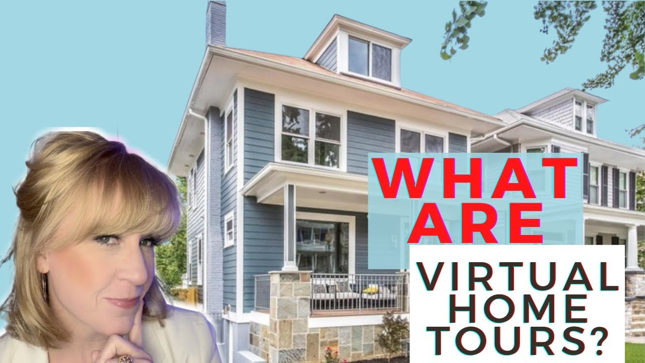 What are Virtual Tours for Real Estate? What's a 3D Tour?