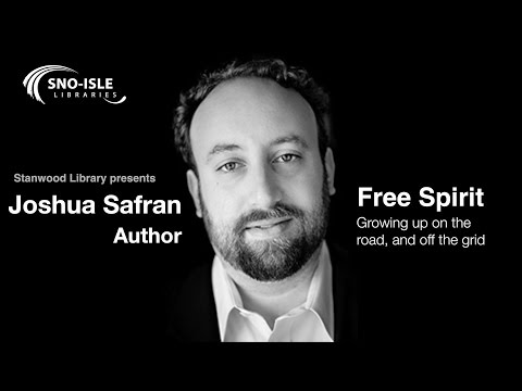 An Evening with Best Selling Author Joshua Safran - Part 1