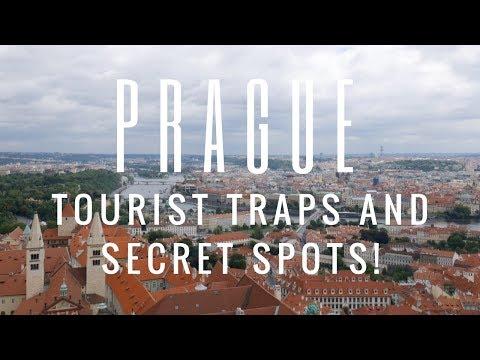 PRAGUE! TOURIST TRAPS AND SECRET SPOTS!