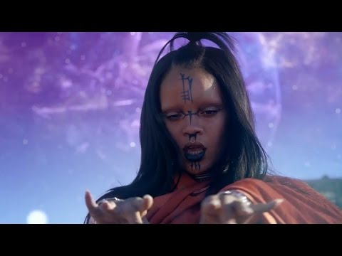 """Rihanna's Out of This World """"Sledgehammer"""" Music Video Highlights"""