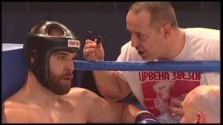 Miroslav Vujovic v Nikola Filipovic Serbian Open 2019