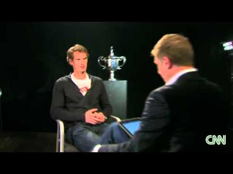 Interview with Andy Murray
