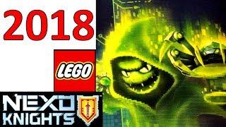 LEGO Nexo Knights 2018 ВИРУСЫ!