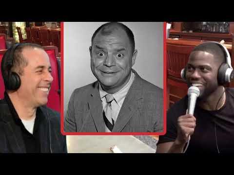 Jerry Seinfeld e Kevin Hart falando sobre Don Rickles (Legendado)