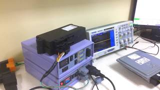 проверка блоков ECU на столе