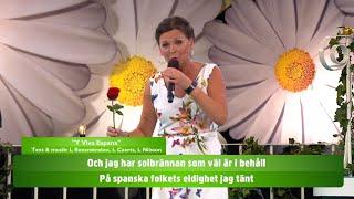 Allsång: Y viva España - Lotta på Liseberg (TV4)