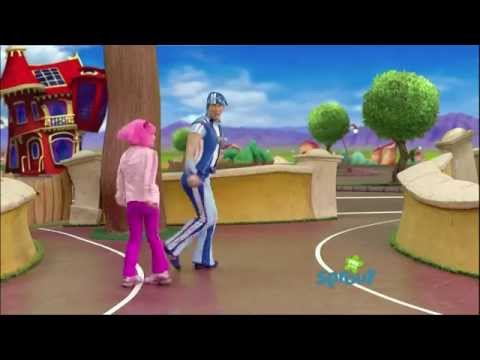 LazyTown S01E32 Dancing Duel 1080i HDTV