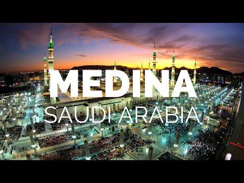 Medina as Non Muslim - Solo Travel in Saudi Arabia المدينة المنورة المملكة العربية السعودية أجنبي