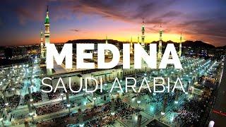 Medina as Non Muslim - Solo Travel in Saudi Arabia المدينة المنورة الم