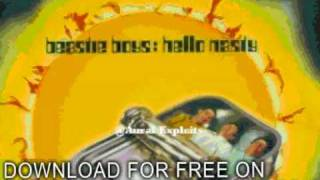 BEASTIE BOYS - Sneakin' Out The Hospital - Hello Nasty - HIPHOP RAP