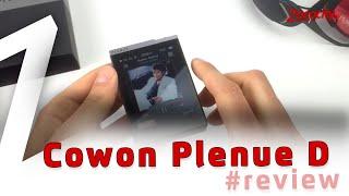 Cowon Plenue D - Reproductor táctil compacto, máxima calidad