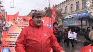 Шествие в память революции