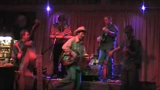 "The Traveling Hillbilly Blues Band ""Roving Cowboy"""