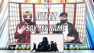 ATEEZ (에이티즈) - 'Say My Name' Official MV [ NINJA BROS Reaction / Review ]