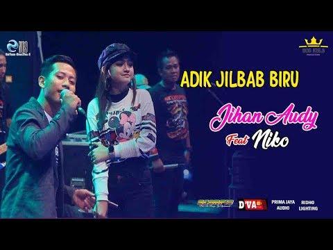 JIHAN AUDY - FEAT NIKO SAILENDRA  - ADEK BERJILBAB BIRU [LIVE LAWANG - MALANG]