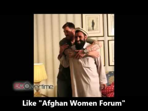 Marcus Luttrell and Mohammad Gulab (the real characters of Lone Survivor)