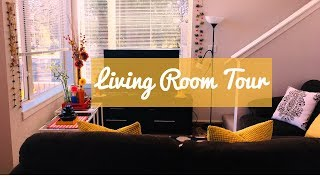 Rented house Living Room Decor Ideas I Living Room Tour I Decorate with me I Happy Home Happy Life
