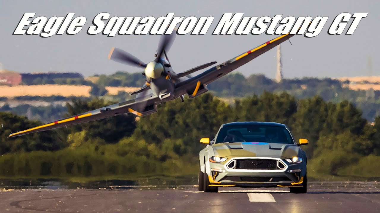 2018 Ford Mustang Gt Eagle Squadron