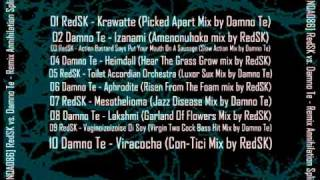 RedSK vs. Damno Te: Damno Te Remixes