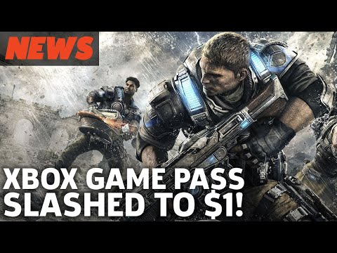 Xbox Game Pass $1 For Black Friday & Square Enix Porting Old Games To Switch? - GS News Roundup