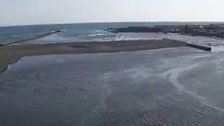 説明 2011年3月11日 東日本大震災当日 巨大津波が発生 数百キロ...