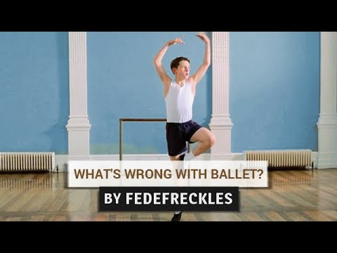 Billy Elliot - What's wrong with ballet?