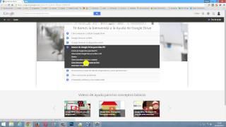 Cómo configurar Google Drive en mi ordenador