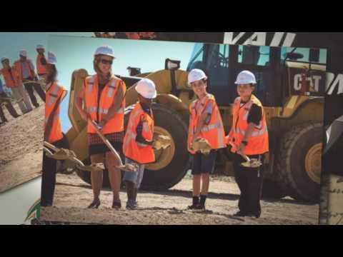 Vail Innovation Center Groundbreaking 8/15/2016