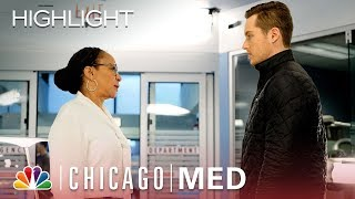 Chicago Med -  Suspicious (Episode Highlight)