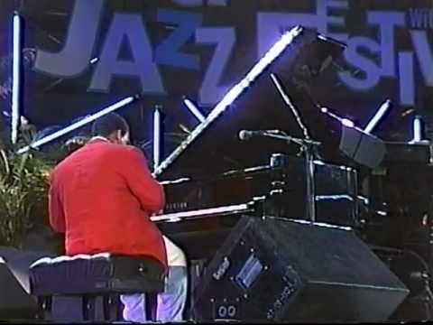 Gonzalo Rubalcaba Quartet / Piano Solo ~ Giant Steps (1992)