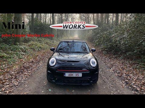 Mini John Cooper Works Cabrio Review