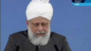 Ahmadiyya Khalifa about Internet and Tabligh 3/6