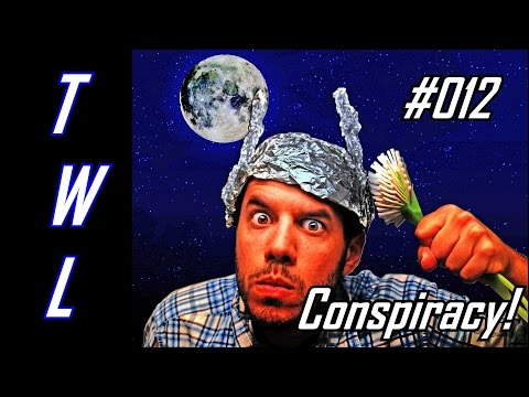 #012 - Conspiracy! with Myles Power