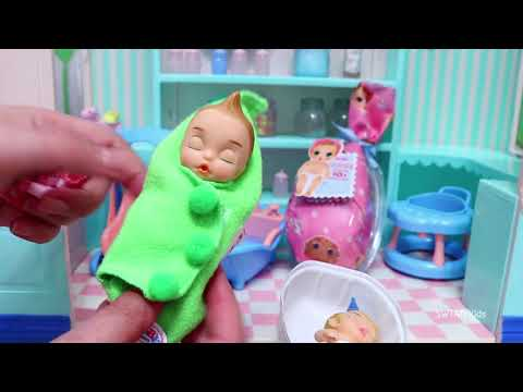 Baby Born Surprise wave 2 ! Toys and Dolls Pretend Play for Kids | SWTAD