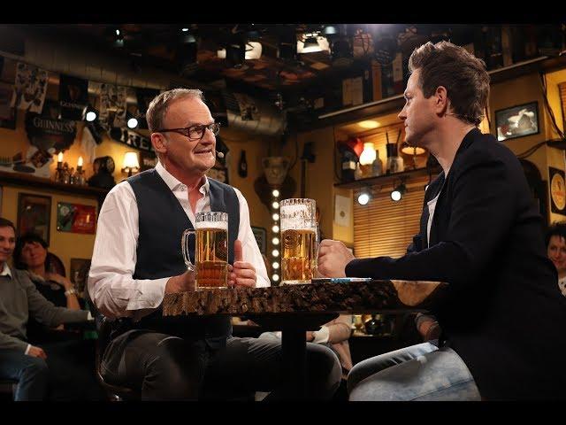 Auf ein Bier mit Frank Plasberg