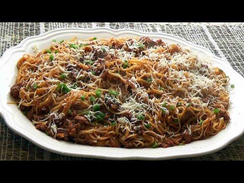 spaghetti-à-la-viande-hachée-(facile-et-rapide)